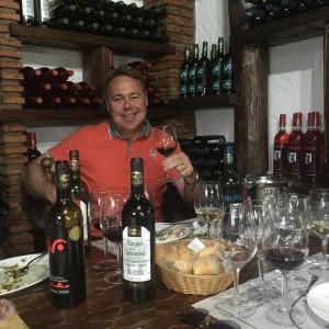 Tomas vinprovning